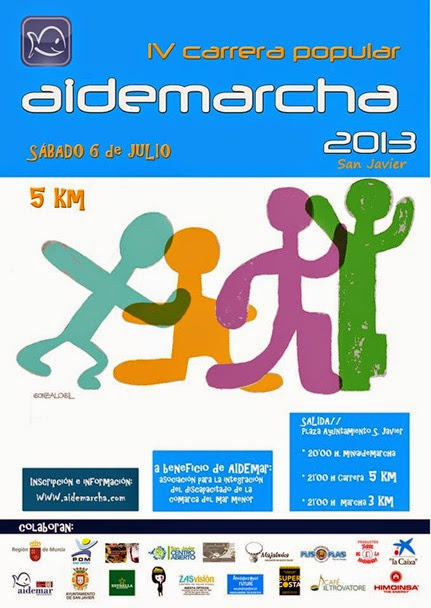Aidemarcha 2013.