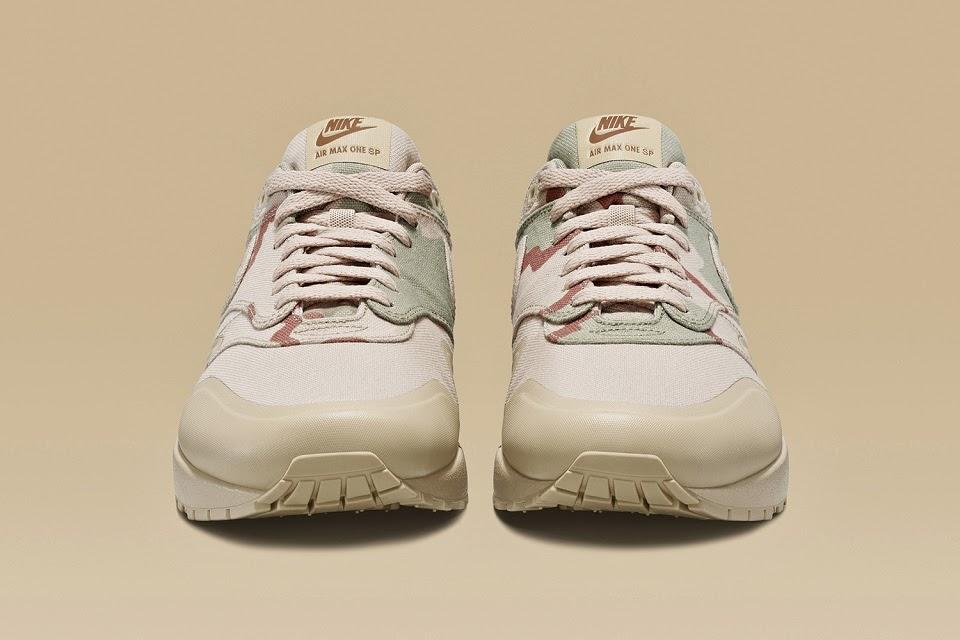 "Nike Air Max 1 SP ""Desert Combat Camo"""
