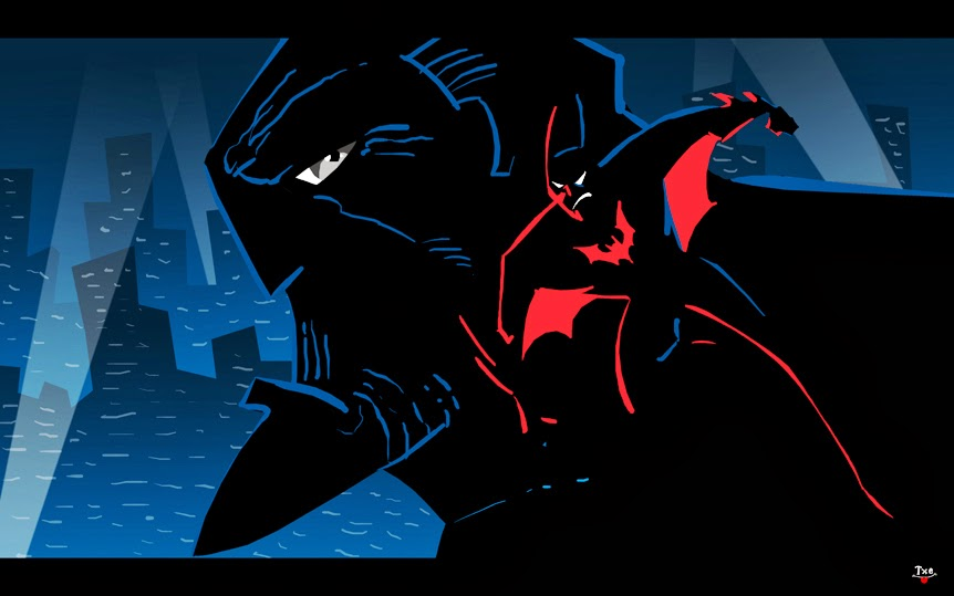 Batman Beyond Wallpapers Hd Wallpapers Hd Pictures Hd