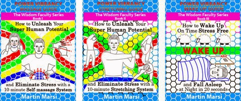 how to relieve stress with stretching and self-massage