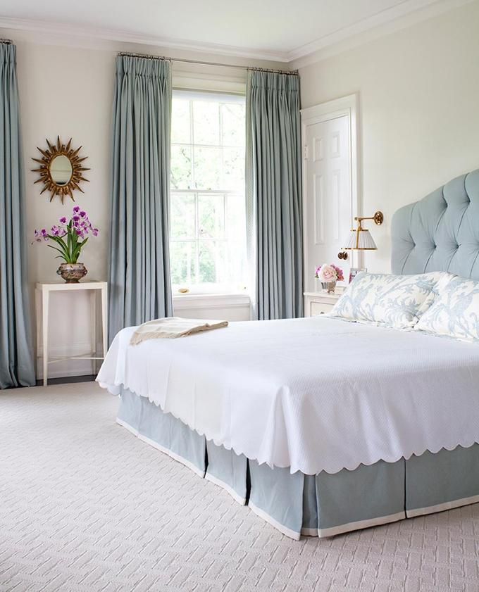 Ev dekorasyon hob mavi yatak odas fikirleri for Bedroom design 2016