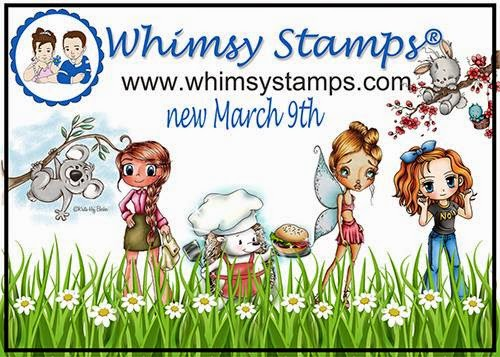 Whimsy March Release