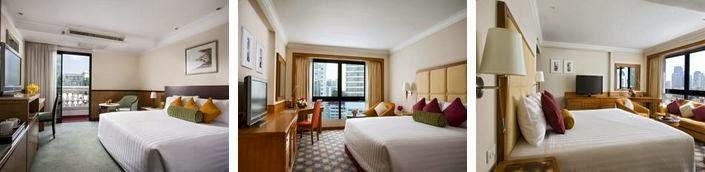 Amari Boulevard Bangkok Hotel
