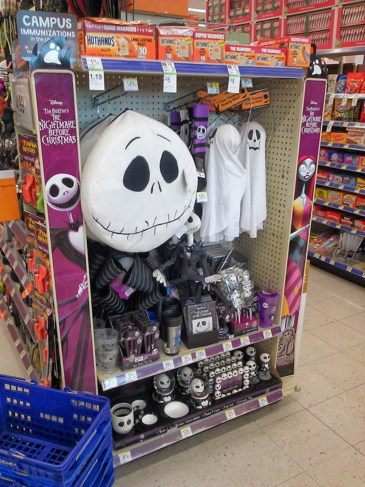 ... Anny .Com: Oh Man, Walgreens had Nightmare Before Christmas Stuff