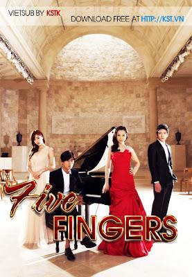 N?m Ng�n Tay - Five Fingers
