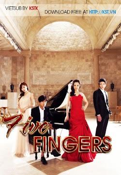 Năm Ngón Tay - Five Fingers (2012) Poster