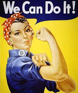 Women can do it