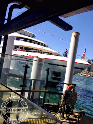 Captain Cook Cruises Coffee Cruise - Sydney Harbour Cruise Review
