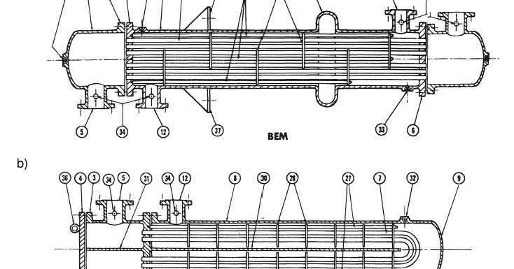 Selection Of Heat Exchanger Types additionally European Central Bank Floor Plan further ShKAS machine gun also Platefin and tubeheatexchangers wts also Welding joints. on u tube heat exchanger