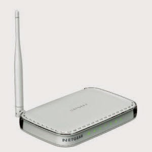 Buy Online Netgear JNR1010-100PES 4PT BRIC N150 Wireless Router at Rs.759.