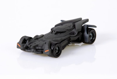 San Diego Comic-Con 2015 Exclusive Batman v Superman: Dawn of Justice Hot Wheels Batmobile