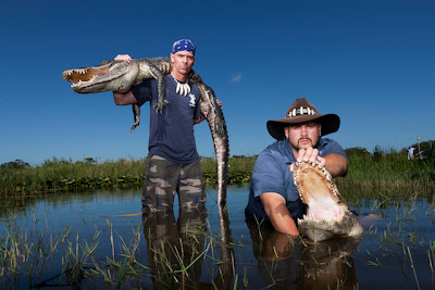 gator boys paul bedard jimmy riffle say hello to chris again hi chris