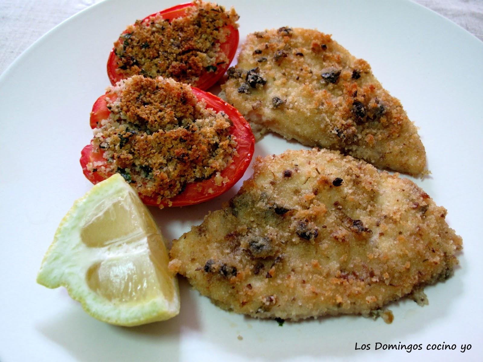 Los domingos cocino yo emperador a la siciliana con for Cocinar emperador