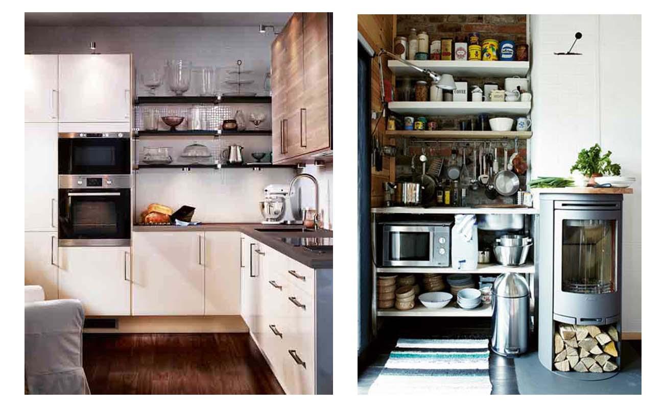 Idee per la tua cucina arredamento facile - Idee per cucine piccole ...