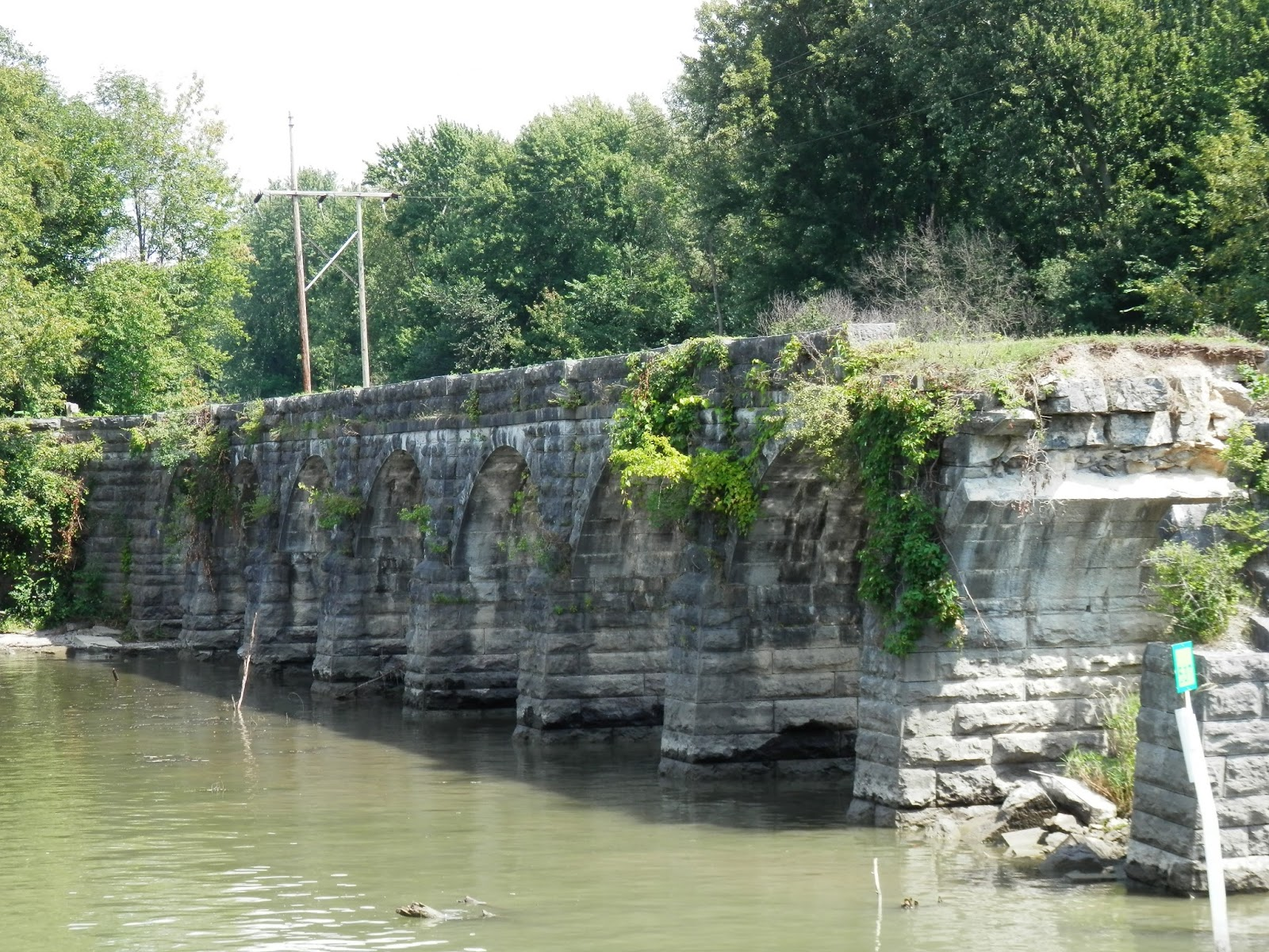The Philosopher S Stone 2017 Touring The Erie Canal
