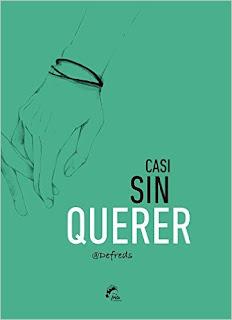 """""""Casi sin querer"""" en Amazon"""