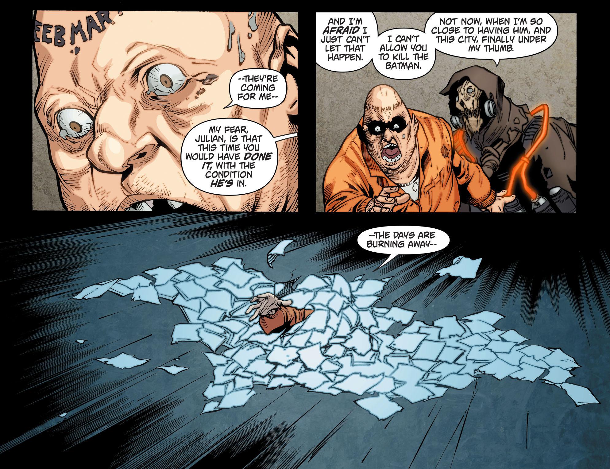Batman: Arkham Knight [I] Issue #32 #34 - English 10