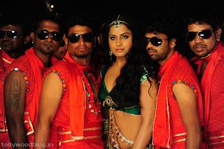 Nandeeswarudu movie Spicy Item song movie stills must watch Red Choli