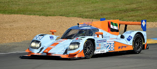 Gulf Racing Middle East Lola B12/80 Coupe Nissan Snyper n&#176;28