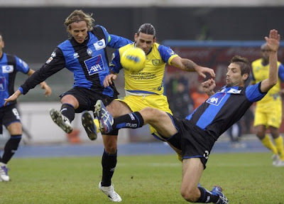 Chievo Atalanta 0-0 highlights