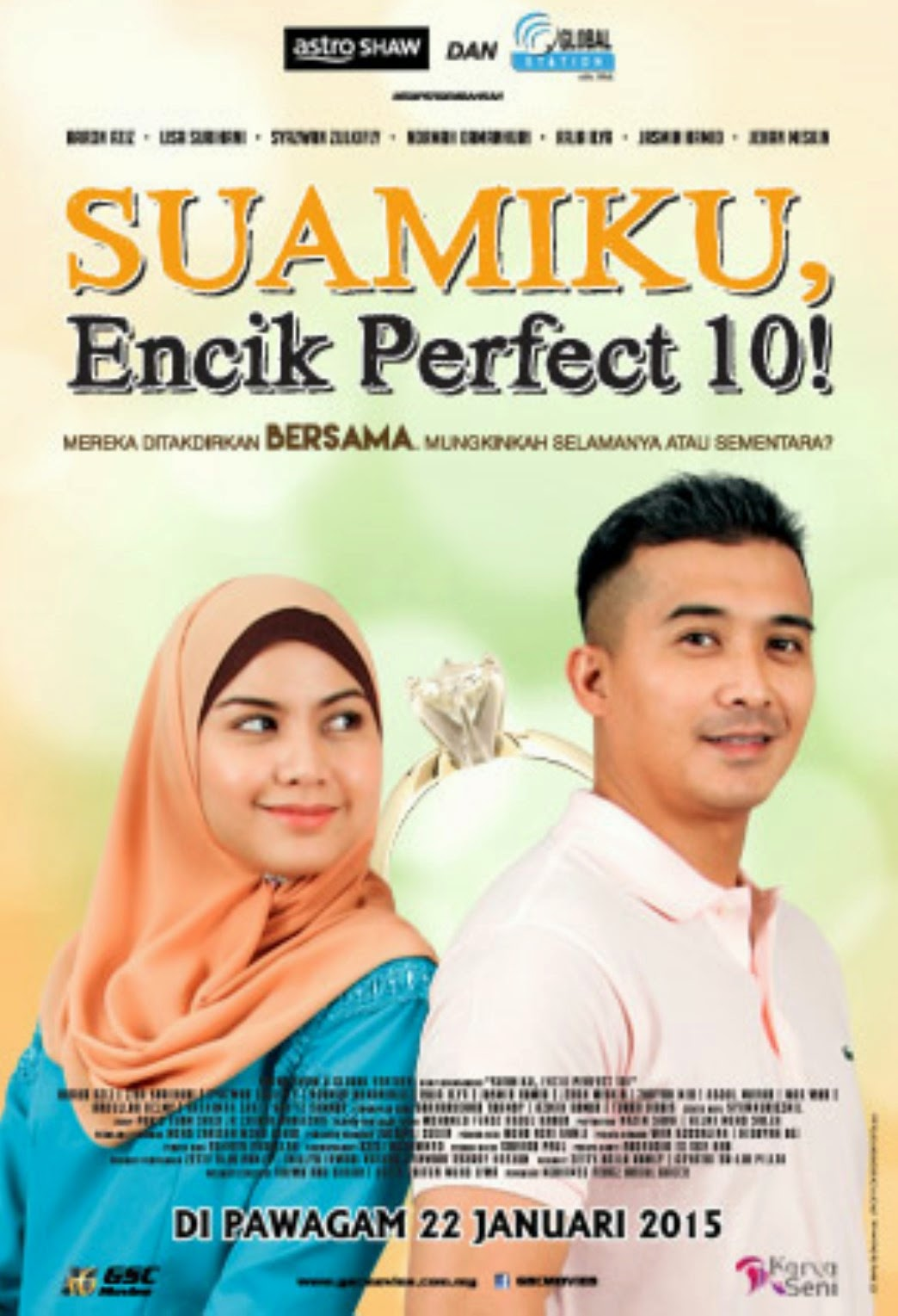 Review Movie Suamiku Encik Perfect 10
