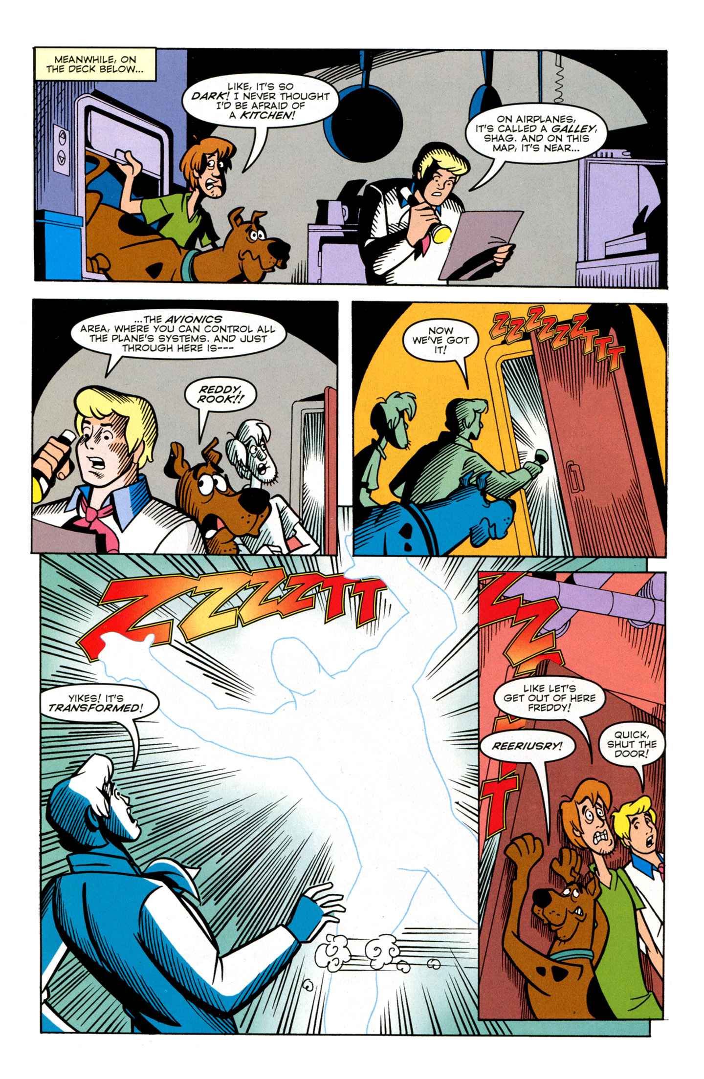 Read online Scooby-Doo: Where Are You? comic -  Issue #18 - 27