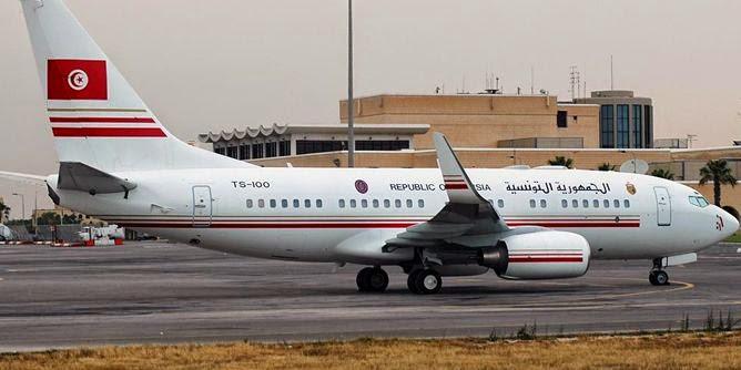 L'avion présidentiel vendu pour 220 millions de dinars