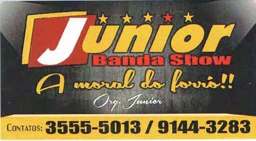 Júnior Banda Show a Moral do Forró.