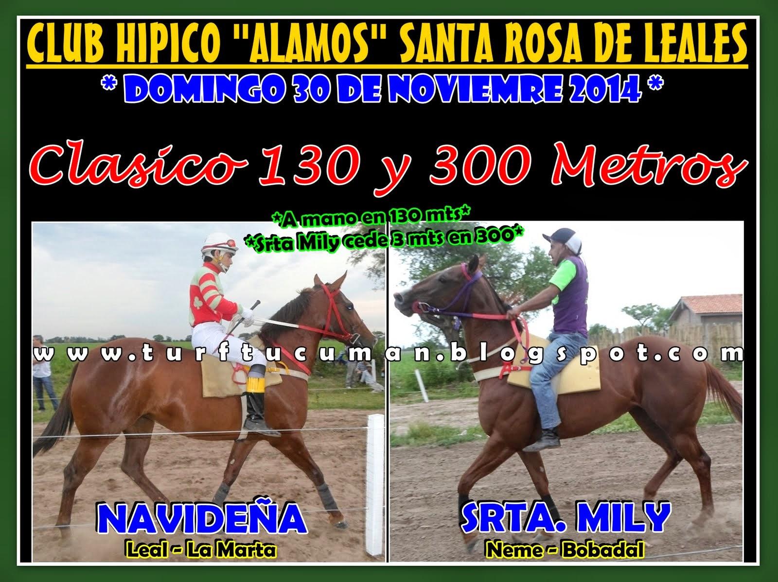 NAVIDEÑA VS SRTA MILY