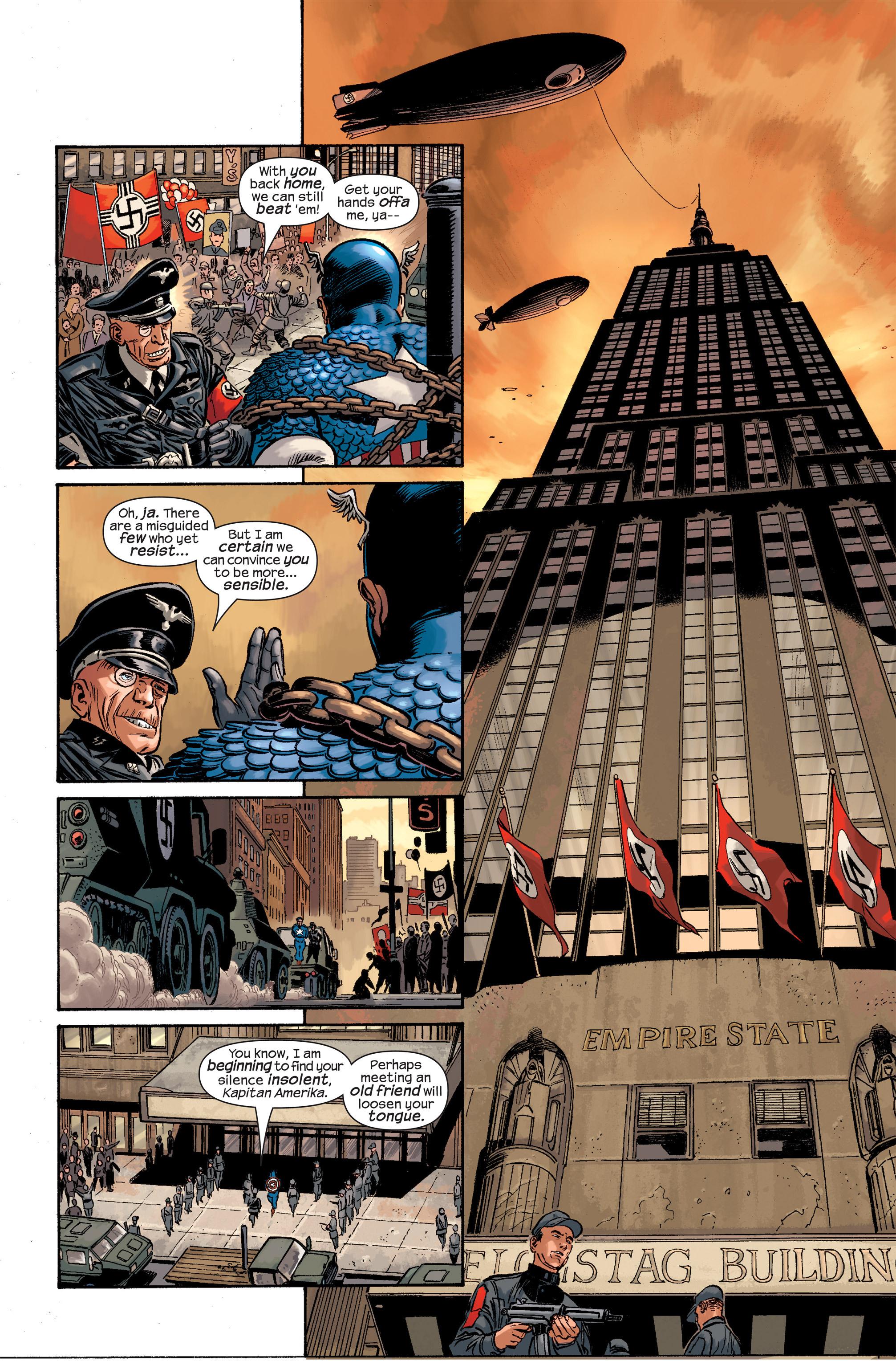Captain America (2002) Issue #17 #18 - English 16