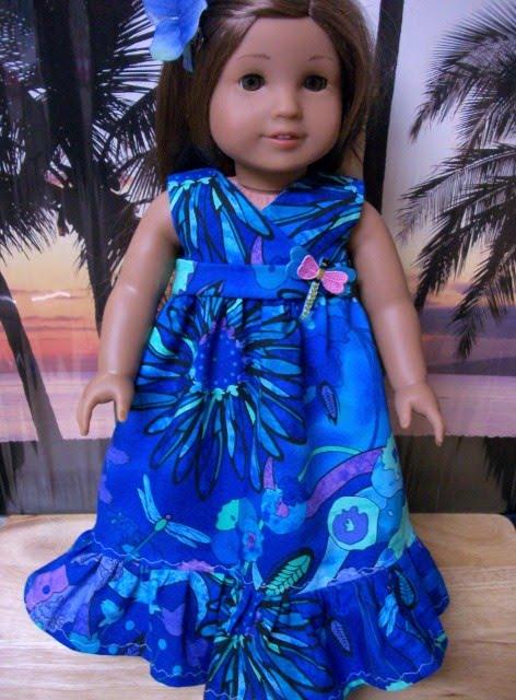 Nancy's Doll Closet