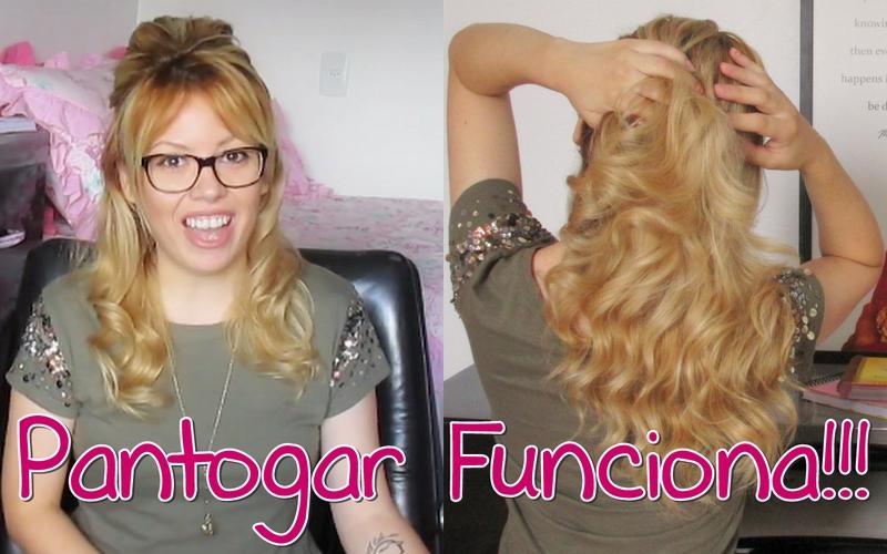 acelerar o crescimento do cabelo, cabelos mais fortes, Pantogar, cabelos loiros, fazer o cabelo crescer, parar a queda do cabelo