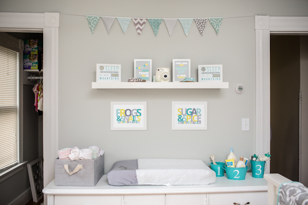 Dormitorio en gris decorar tu casa es for Dormitorios bebe nina
