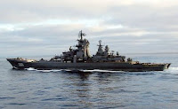 Kirov Class Cruiser 