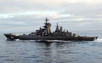 Kirov Class Cruiser