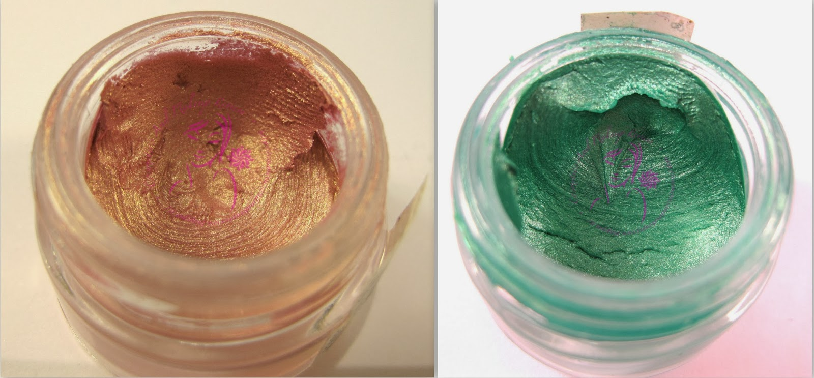 Astra Soul Color Waterproof Eyeshadow n° 02 e 04