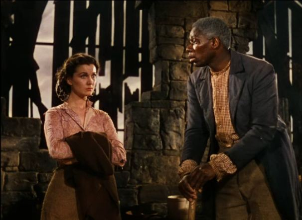 Via Margutta     Ode to a minor character  Prissy from  Gone with