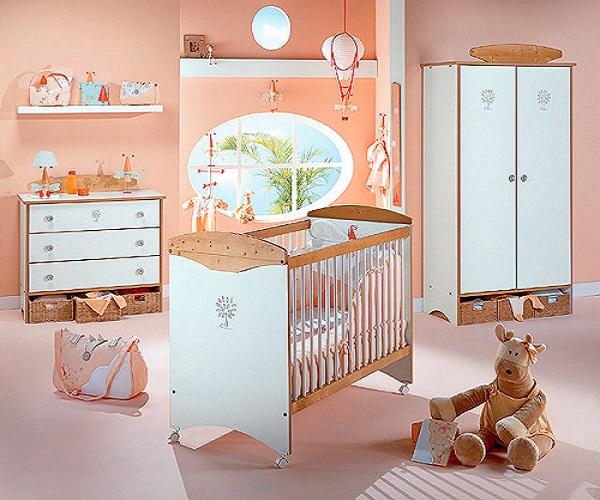 D coration b b chambre b b et d coration chambre for Deco chambre bebe jumeaux
