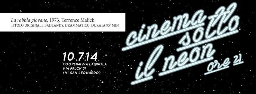 rassegne di cinema estive a milano
