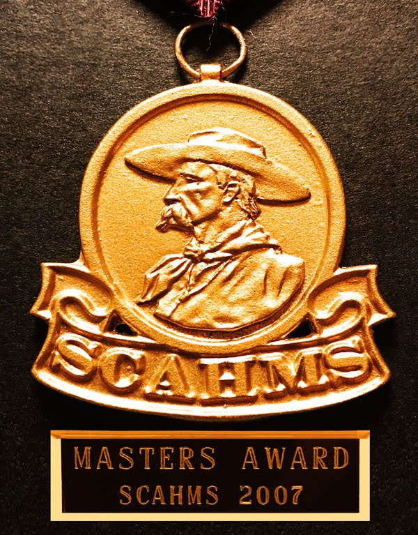 SCAHMS Master 2007