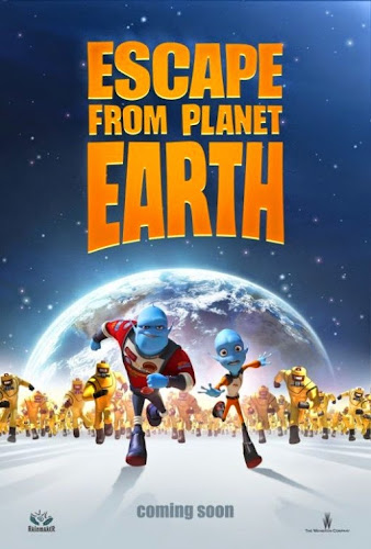Escape From Planet Earth (BRRip HD Español Latino) (2013)