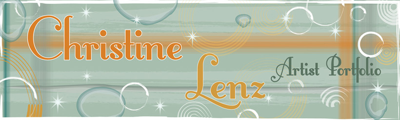 Christine Lenz Artist Portfolio