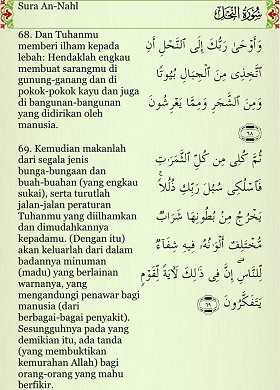 FIRMAN ALLAH SWT: