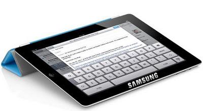 konsep tablet baru Samsung