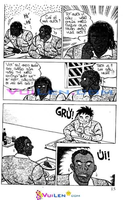 Jindodinho - Đường Dẫn Đến Khung Thành III  Tập 47 page 15 Congtruyen24h