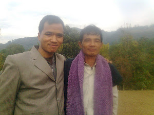 Jumsi Siram(Arunachal Hindi Writer) and Khankhup