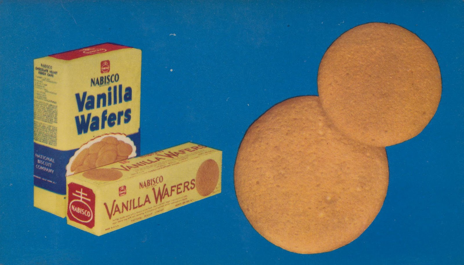 Vanilla Wafers Recipe — Dishmaps