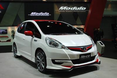ชุดแต่ง Honda Jazz Modulo