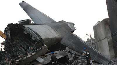 8 Insiden Kecelakaan Pesawat Hercules di Indonesia