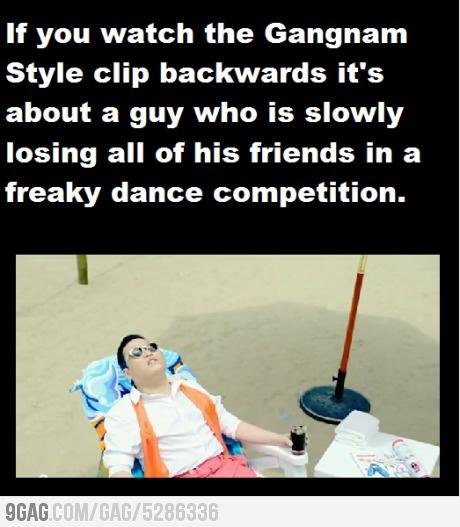 Gangnam style y